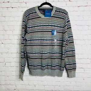 Croft & Barrow Men's Pullover Sweater Crew New!